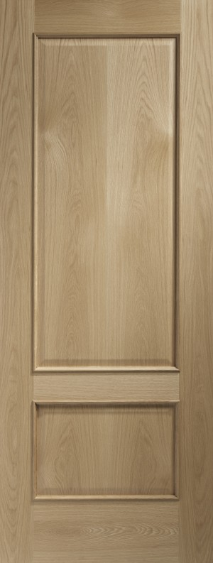XL JOINERY DOORS -  INTOAND27RM  Andria Internal Oak Door with Raised Mouldings  INTOAND27RM