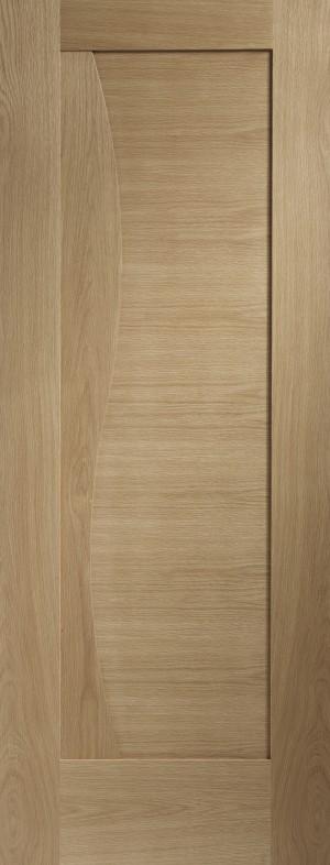 XL JOINERY DOORS -  INTOEMI30  Emilia Internal Oak Door  INTOEMI30