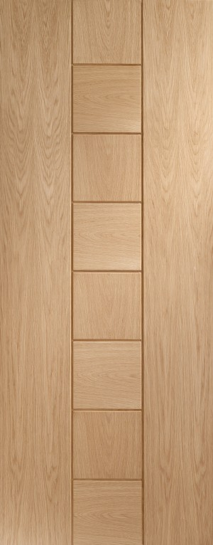 XL JOINERY DOORS -  INTOMES726  Internal Oak Messina  INTOMES726
