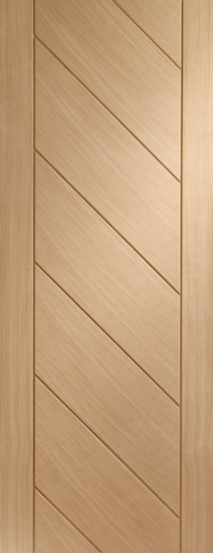 XL JOINERY DOORS -  INTOMON30-FD  Internal Oak Monza Fire Door  INTOMON30-FD