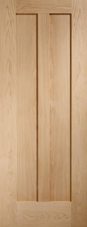 XL JOINERY DOORS -  INTONOV27  Internal Oak Novara  INTONOV27