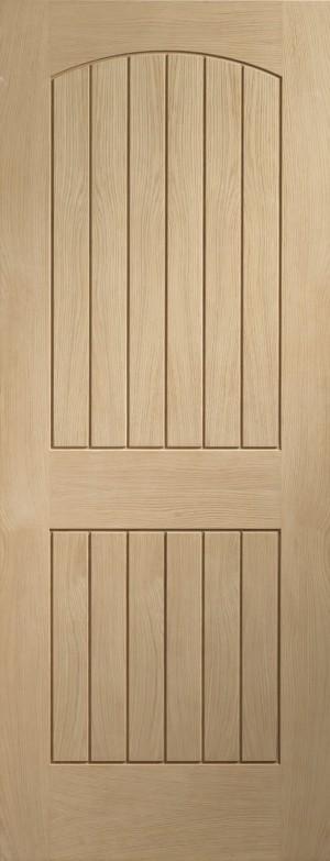 XL JOINERY DOORS -  INTOSUS30 Internal Oak Sussex  INTOSUS30