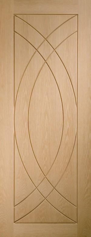 XL JOINERY DOORS -  INTOTRE30-FD  Internal Oak Treviso Fire Door  INTOTRE30-FD