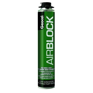 Geocel Airblock Flexible Foam 750ml [GEO2940900]