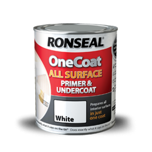 Ronseal All Surface Primer & Undercoat 750ml White [RONS37559]