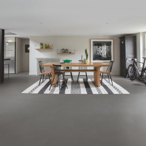 QUICK STEP VINYL FLOORING (LVT) Minimal Medium Grey  AMGP40140