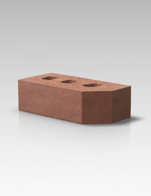 Forterra Cradley AN5.2 Single Cant Brick - Red