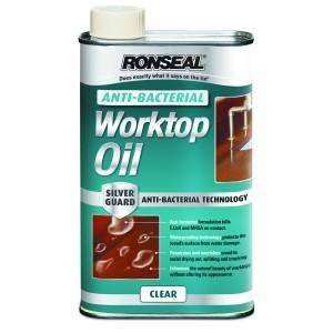 Ronseal Anti-Bacterial Worktop Oil 1L [RONS36224]