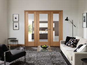 XL JOINERY DOORS -  OEASIF  Oak Easi-Frame  OEASIF