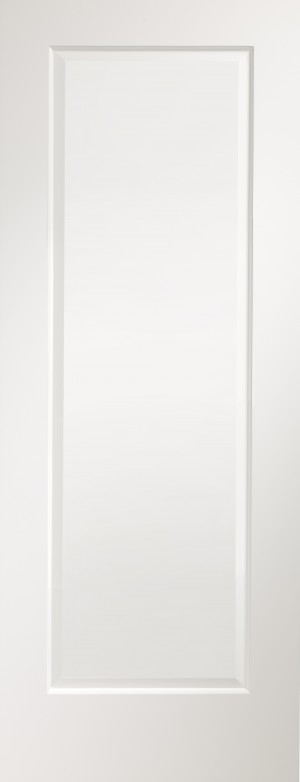 XL JOINERY DOORS -  PFWFCES33  Cesena Pre-Finished Internal White Door  PFWFCES33