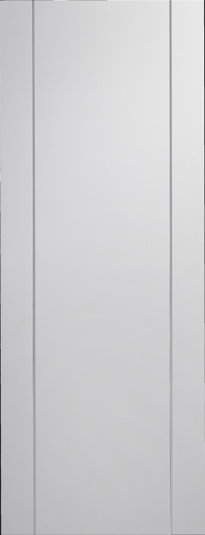 XL JOINERY DOORS -  PFWFFOR30-FD  Forli Pre-Finished Internal White Fire Door  PFWFFOR30-FD