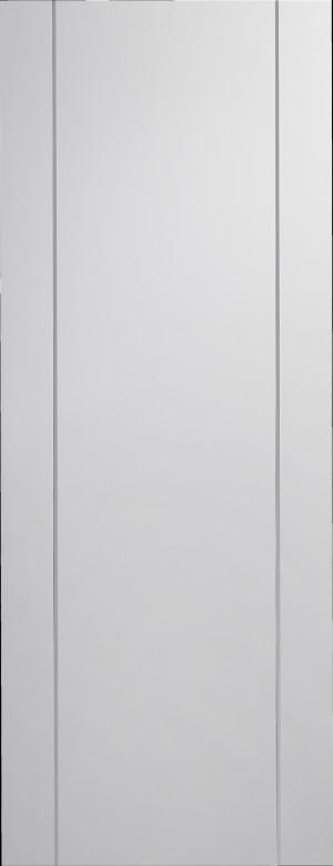 XL JOINERY DOORS -  PFWFFOR27  Forli Pre-Finished Internal White Door  PFWFFOR27