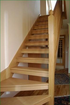Pear Stairs - Ardgowan Winder Staircase (215)