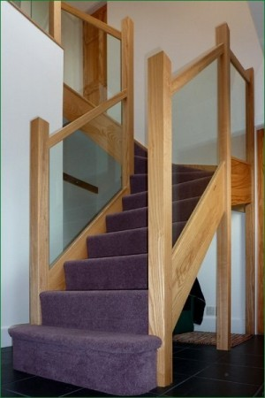 Pear Stairs - Ardshona Glass Staircase (370)