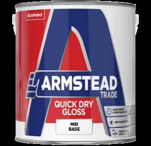 Armstead Trade Quick Dry Gloss