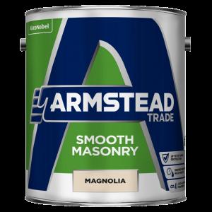 Armstead Trade Smooth Masonry Paint