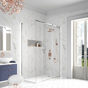 Arysto Shower Enclosures and Cubicles