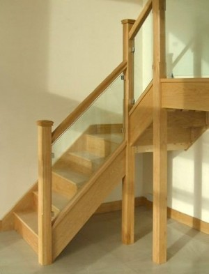 Pear Stairs - Ashtree Barn Staircase (236)