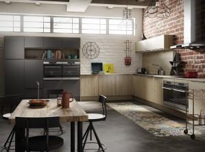 Symphony Milano Contemporary Kitchen - Alta Matt