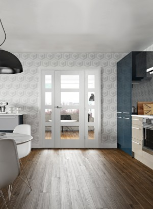 XL JOINERY DOORS -  WEASIF  White Easi Frame  WEASIF