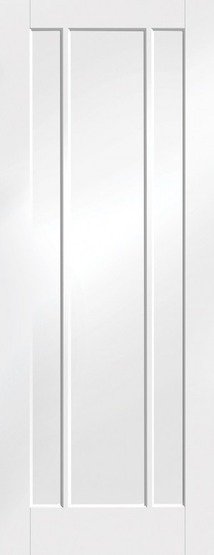XL JOINERY DOORS -  WPWOR27  Internal White Primed Worcester  WPWOR27