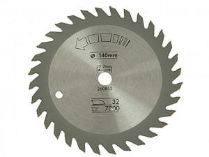 Tungsten Carbide Tipped/HM Blade  B-DX13005