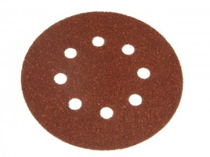 Perforated Sanding Discs 125mm  B-DX32027