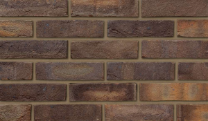 IBSTOCK BRICKS - Tonbridge Handmade Grey Brown 50mm