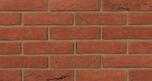 IBSTOCK BRICKS - Swanage Handmade Restoration Red 50mm