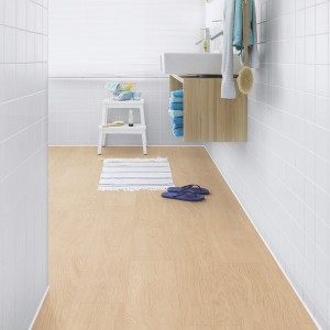 QUICK STEP VINYL FLOORING (LVT) Select Oak Light  BACL40032