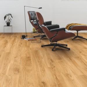 QUICK STEP VINYL FLOORING (LVT) Classic Oak Natural  BAGP40023