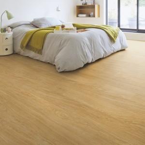QUICK STEP VINYL FLOORING (LVT) Select Oak Natural  BAGP40033