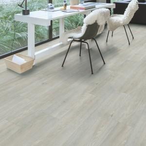 QUICK STEP VINYL FLOORING (LVT) Silk Oak Light  BAGP40052