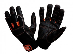 Power Tool Padded Palm Gloves  BAHGL01010