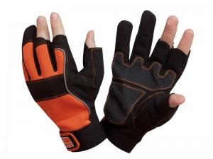 Carpenters Fingerless Gloves  BAHGL0128