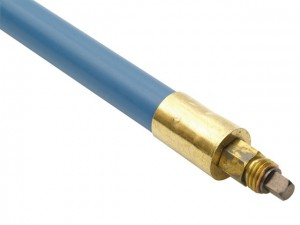 Lockfast Blue Polypropylene Rods  BAI1604
