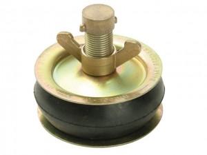 Drain Test Plug - Brass Cap