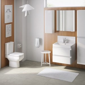 Pura Bathroom Mirrors and Wall Cabinets
