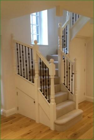 Pear Stairs - Bare Farm Staircase (522)