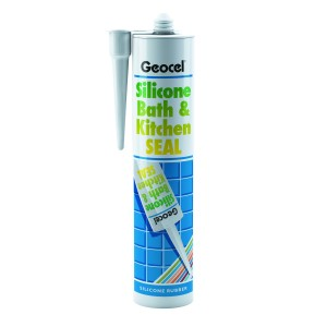 Geocel Kitchen Bath Sealant 310ml