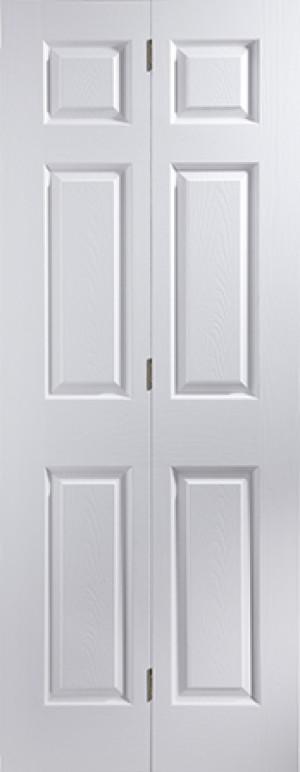 JELDWEN White Bi Fold Doors