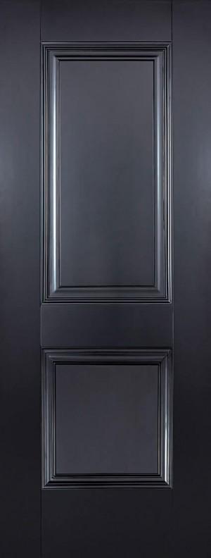 "LPD - Fire Door - Black Arnhem 1981 x 838 (33"")  ARNBLAFC33"