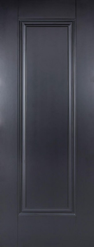 "LPD - Internal Door - Black Eindhoven 1981 x 610 (24"")  EINBLA24"
