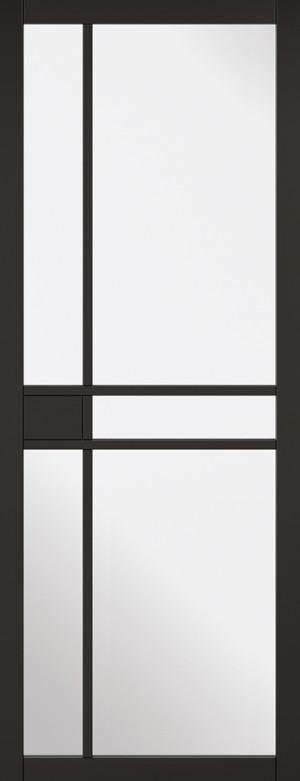 """LPD - Internal Door - Black Greenwich 1981 x 686 (27"""")  GREBLA27"""