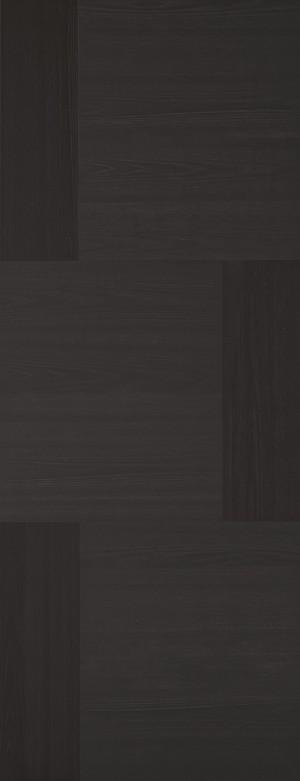 "LPD - Fire Door - Charcoal Black Seis 1981 x 838 (33"")  SEIBLAFC33"