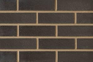 Blockley Black Smooth 65mm Brick  [BLO65BLKSM]