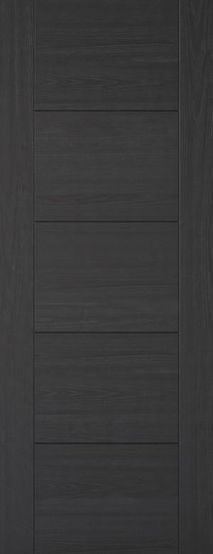 "LPD - Fire Door - Charcoal Black Vancouver 5P 1981 x 686 (27"")  VANBLAFC27"