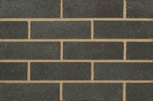 Blockley Black Wirecut 65mm Brick  [BLO65BLKWC]