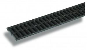ACO DRAIN - ACO319250 Black Plastic Grating                             ACO319250