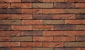 VANDERSANDEN Blenheim Red Multi 65mm Brick [VANBLEN65]